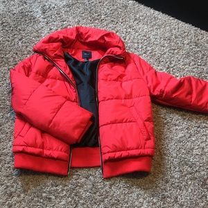Forever 21 Puffy Jacket (Women)